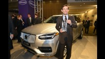 Mais seguro do mundo: Volvo XC90 ganha prêmio