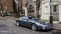 KVC - Photos Aston Martin DB7 Zagato
