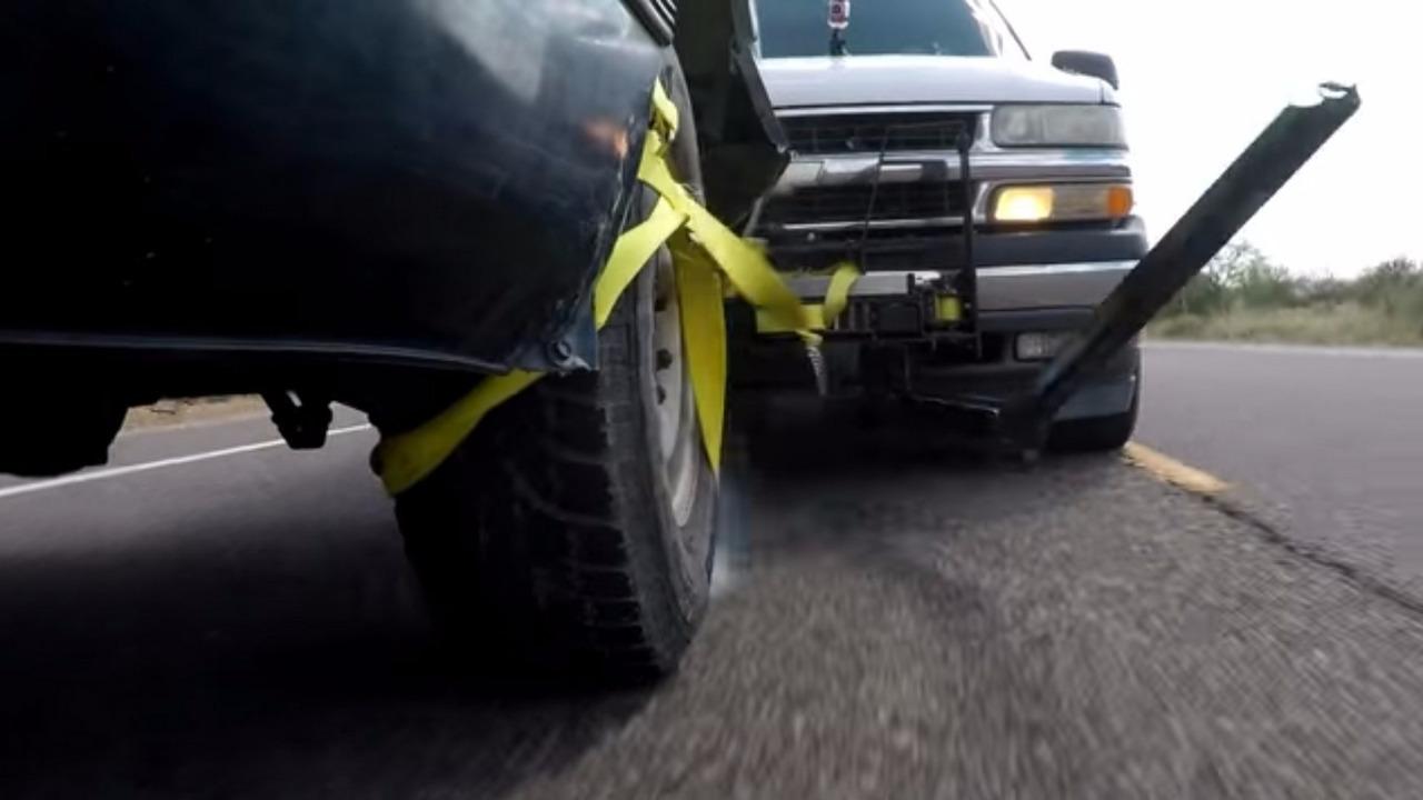 Grappler Police Bumper