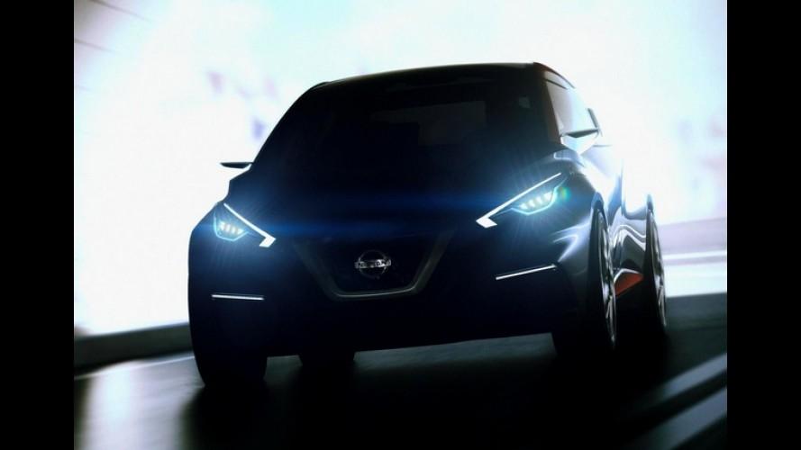Novo March? Nissan divulga conceito que antecipa próxima geração