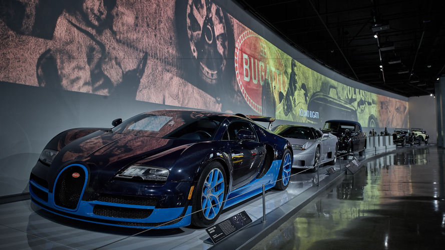 Exposition Bugatti Petersen