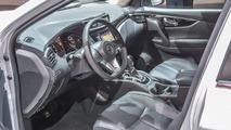 2017 Nissan Rogue Sport live at Detroit Auto Show