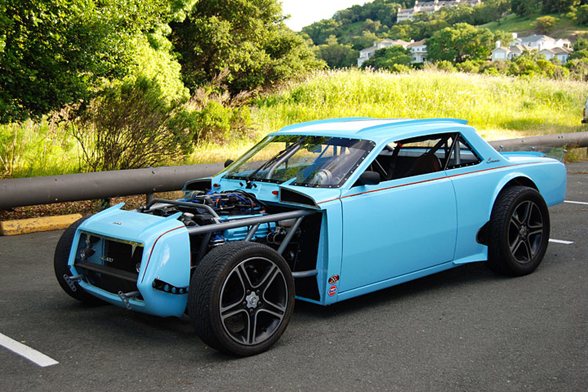 This is Officially the World\'s Wildest Lexus Hot Rod