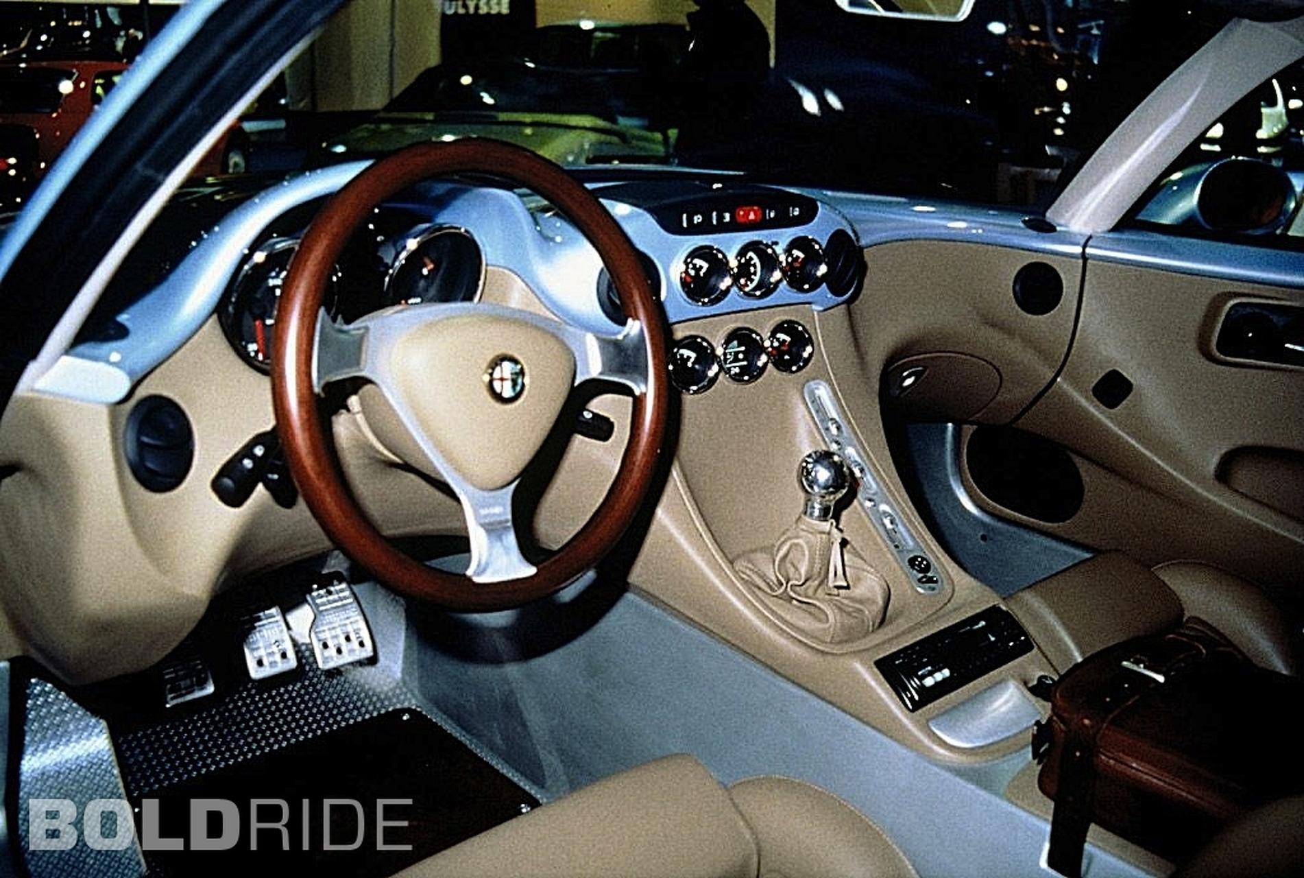 Alfa Romeo Nuvola Concept