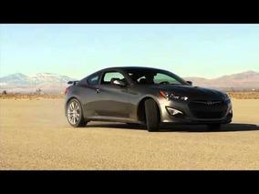 2013 Hyundai Genesis Coupe - Performance