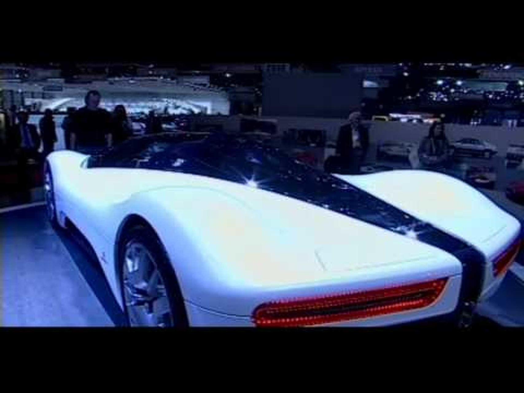 Maserati Birdcage - Dream Cars