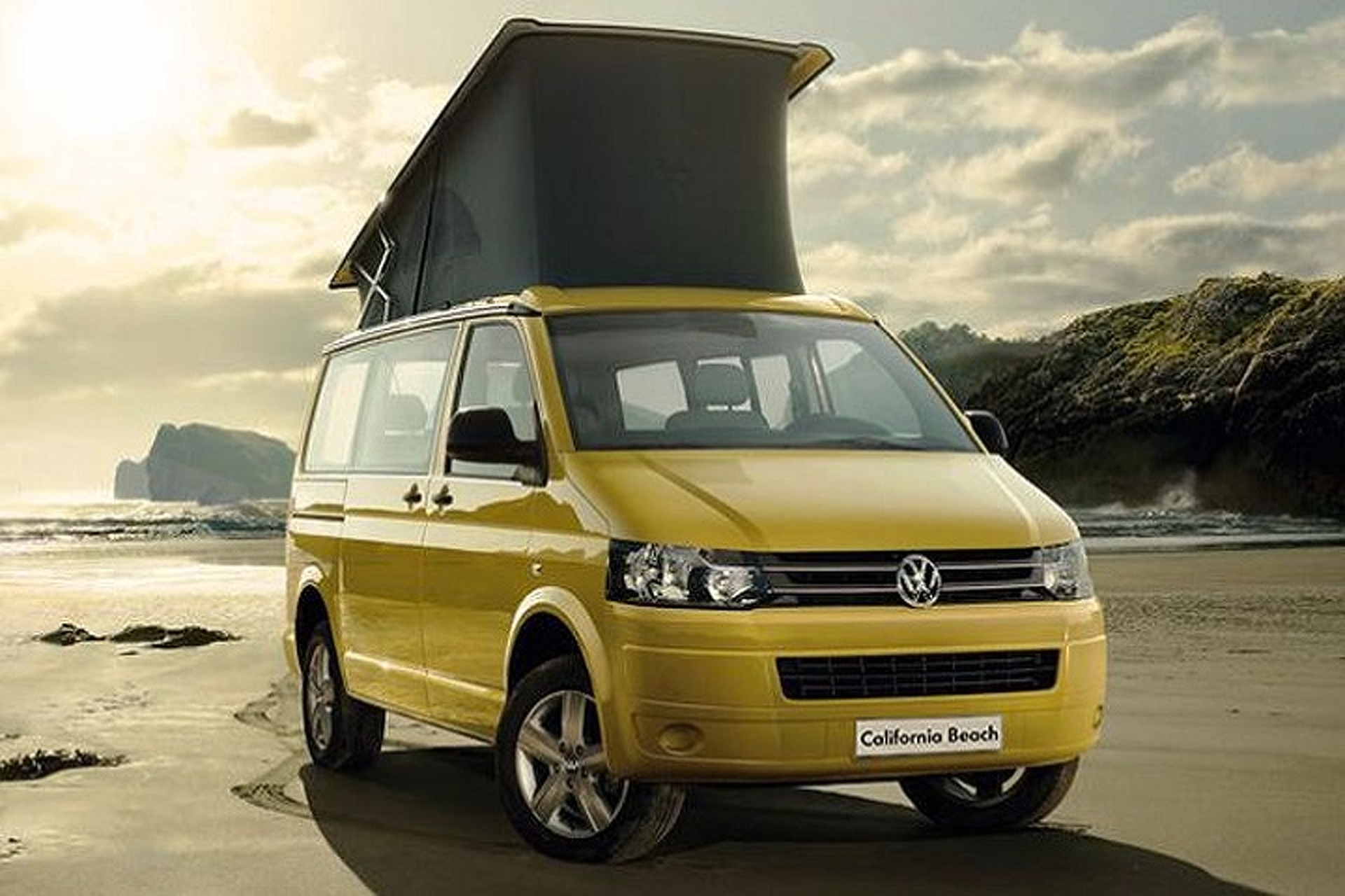 Camper Cars Why Cant The Us Have This Awesome Volkswagen Camper Van