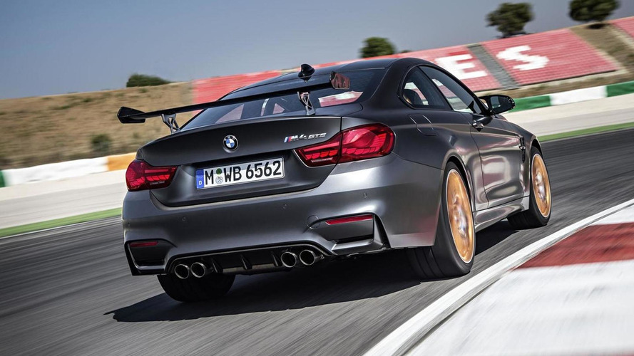 BMW M4 GTS hits the track in first promo video