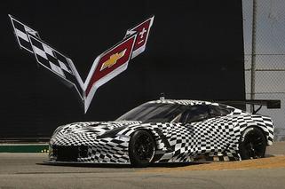 Chevrolet Corvette C7.R Racecar to Debut in Detroit