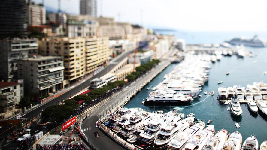 2016 Formula 1 Monaco Grand Prix - Qualifying Results