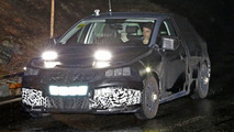 2017 SEAT Ibiza spy photos