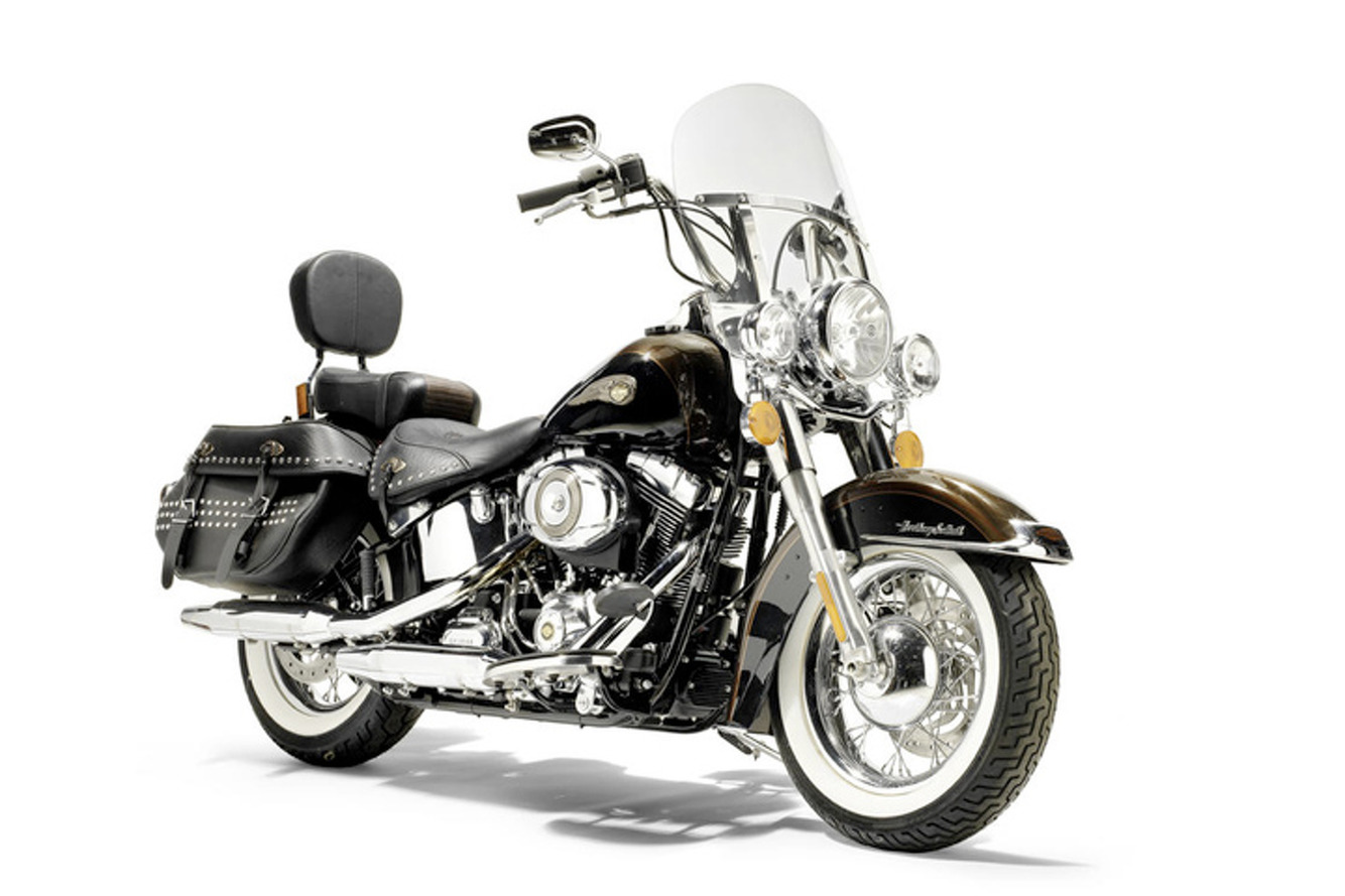 Pope Benedict's Holy Harley Davidson Goes to Auction