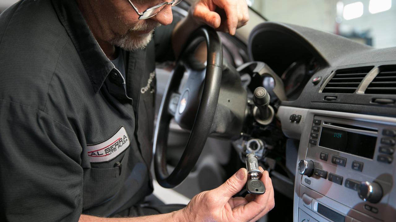 3. General Motors Kontak Anahtarı Arızası