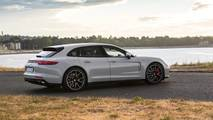 4. Porsche Panamera Turbo Sport Turismo: 3.6 seconds