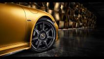 Porsche 911 Exclusive cerchi in carbonio