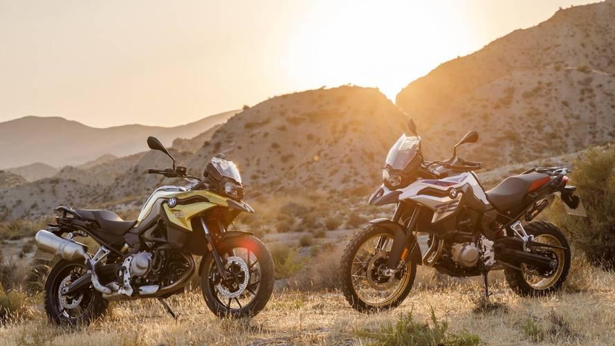 BMW Motorrad lanza la segunda generación de las F 750 GS y F 850 GS