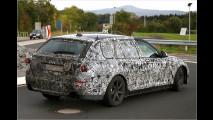 Erwischt: Neuer 5er-BMW