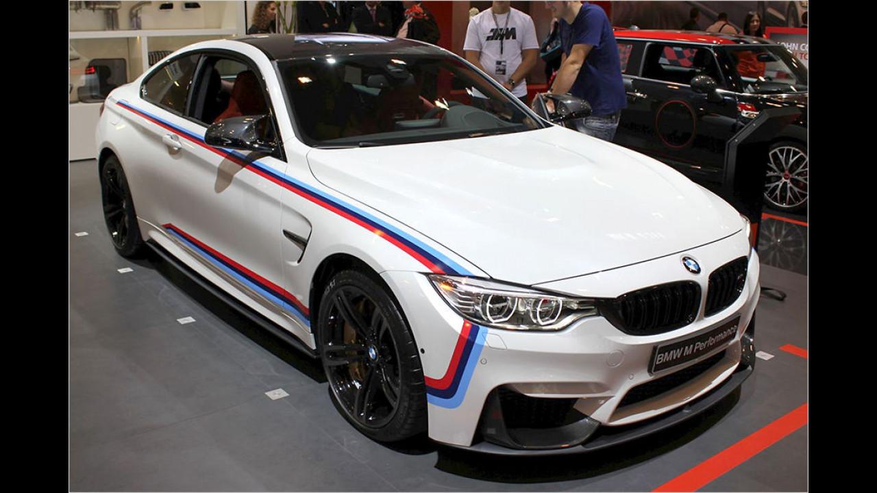 BMW M4 Coupé M Performance