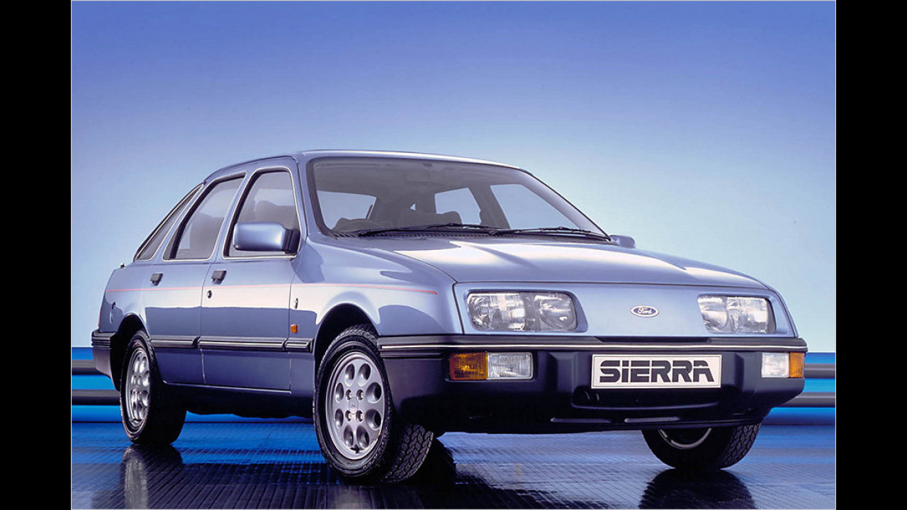 Ford Sierra (1982)