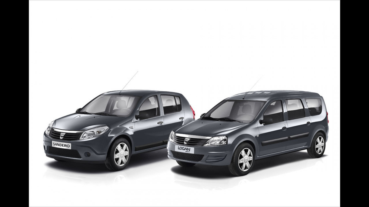 Dacia Sandero/Logan MCV Live II