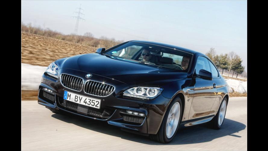 Allein-Gleiter: BMW 640d xDrive im Test