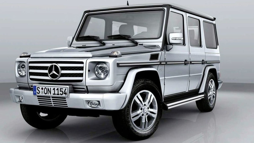 Mercedes G-Class to get more updates for 2011