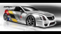 Cadillac CTS-V Coupé SCCA World Challenge