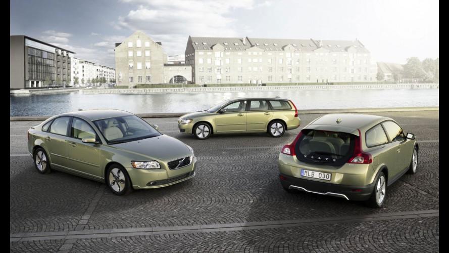 Così Volvo ridurrà le emissioni di CO2