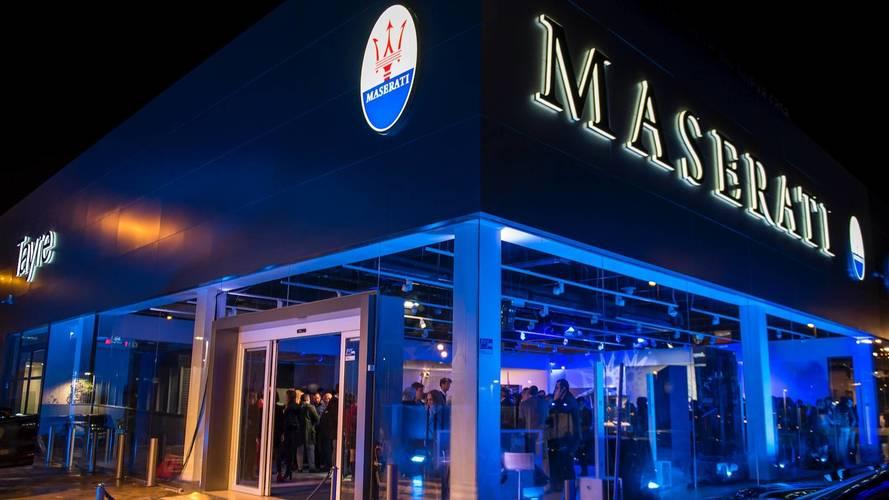 Tayre inaugura sus nuevas instalaciones de Maserati en Majadahonda