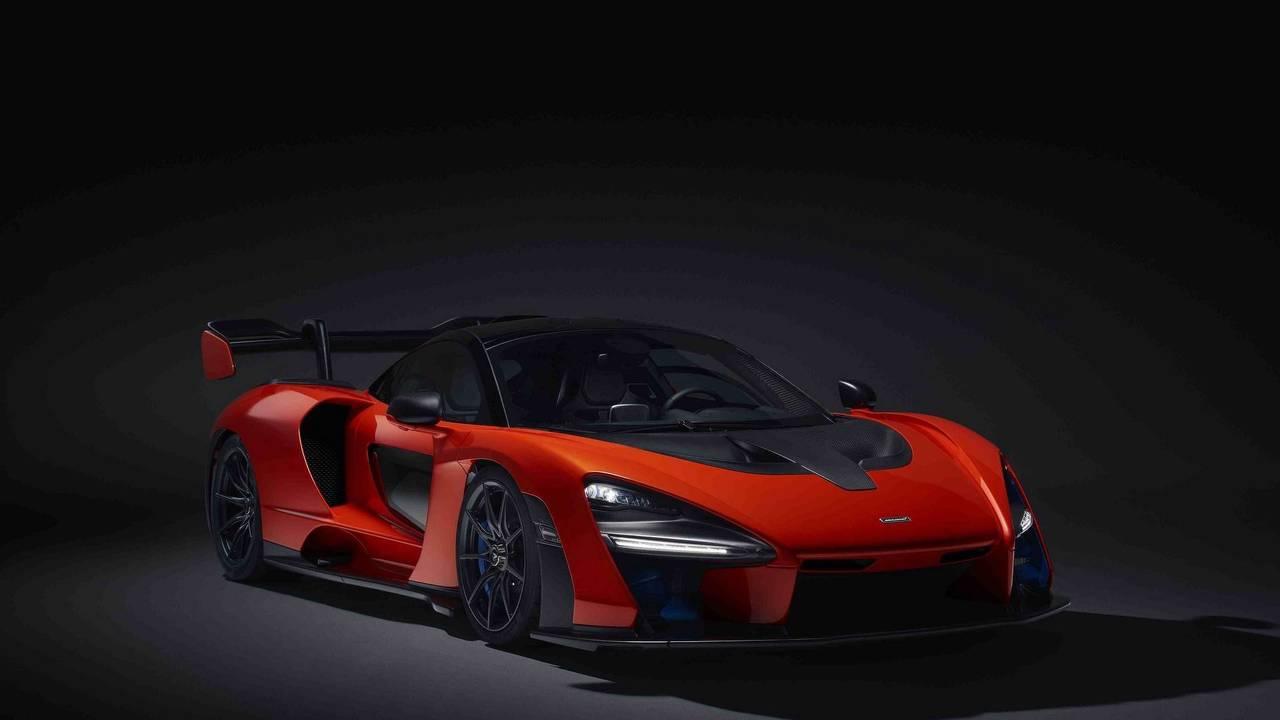 ¿Cuál es el precio de un McLaren?