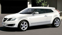 Artists seem to be thinking along the same lines with Saab 9-1 predictions