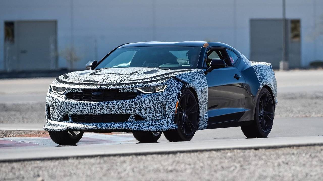 Populares 2019 Chevy Camaro SS Gets The Walkaround Treatment TX47