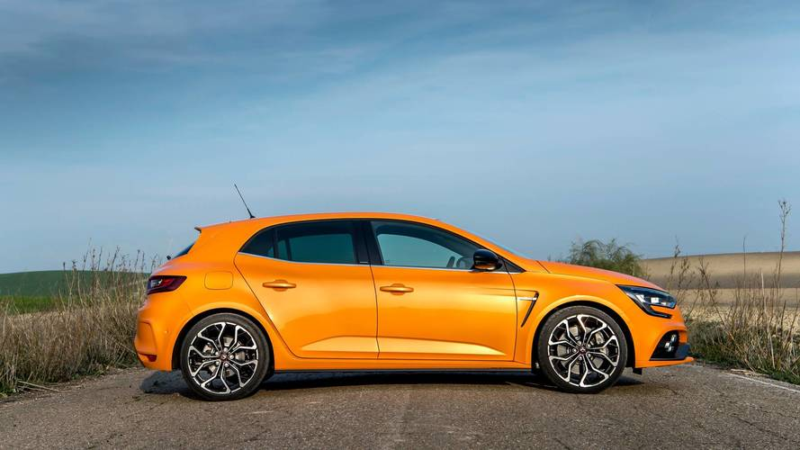 2018 renault megane rs first drive it 39 s not about power. Black Bedroom Furniture Sets. Home Design Ideas