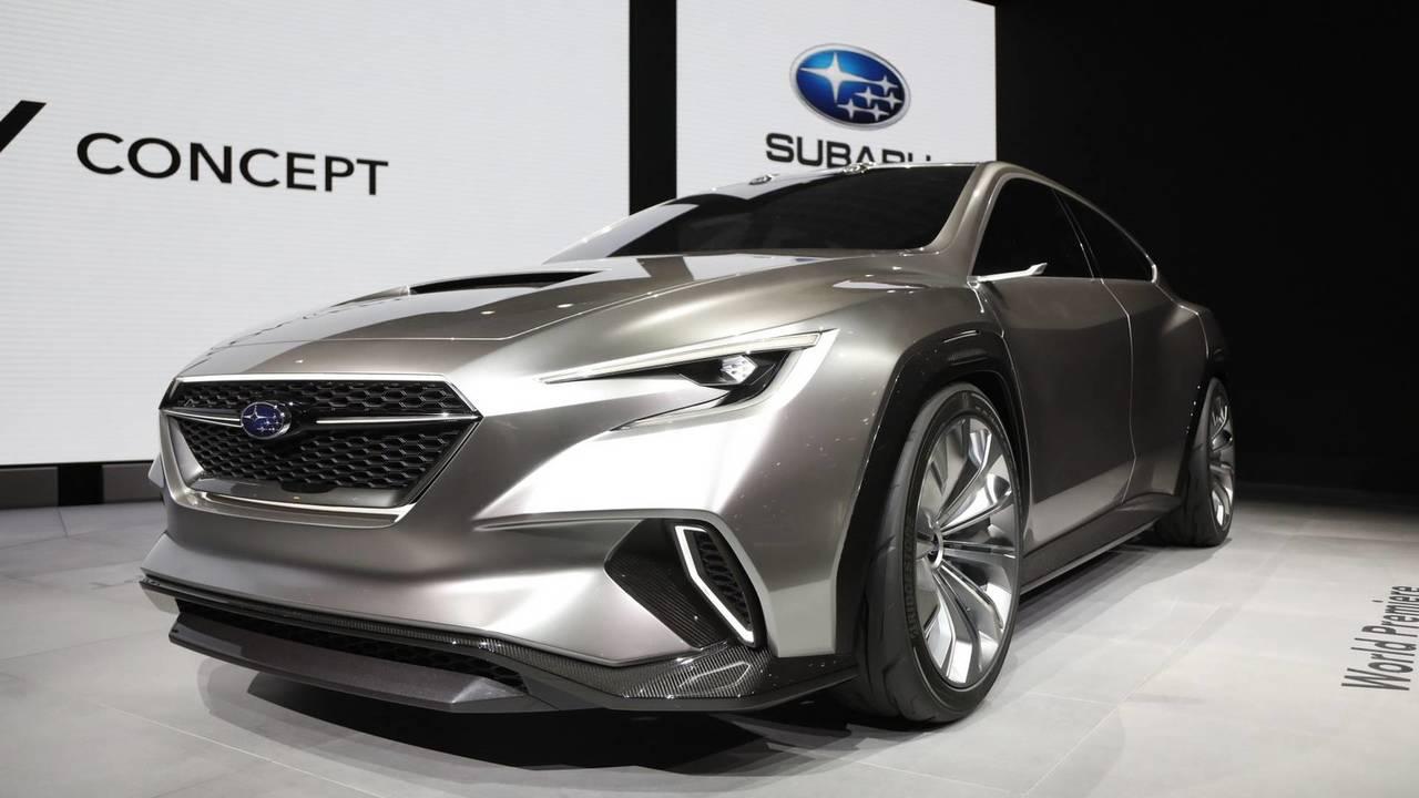Subaru Levorg Usa >> Subaru al Salone di Ginevra 2018 photo