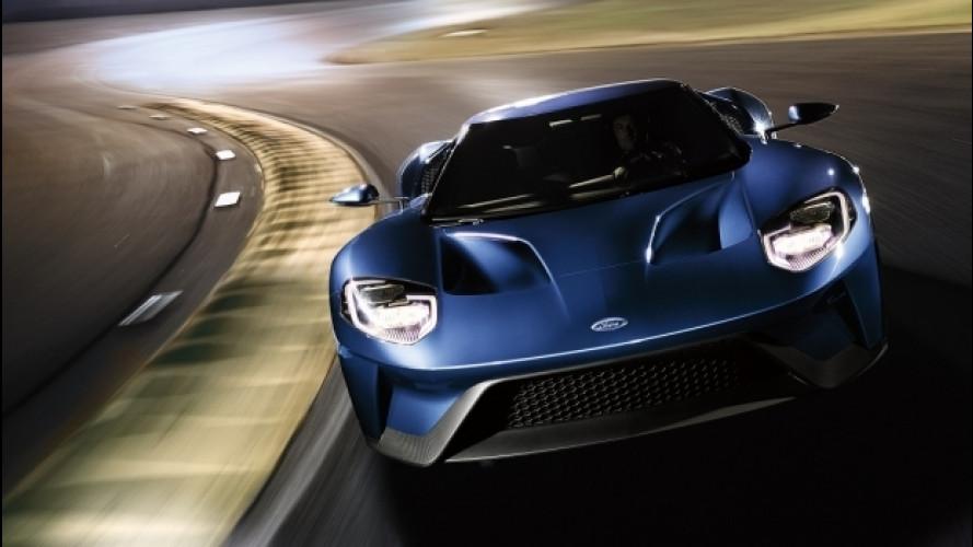 Ford GT ecco il kit di personalizzazione sensoriale