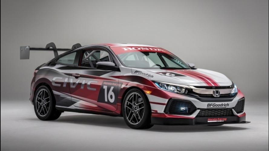 Honda al SEMA è Civic e il pick-up Ridgeline