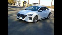 Hyundai Ioniq Hybrid, la prova dei consumi reali