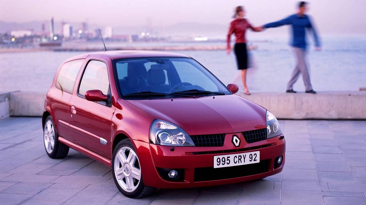 Renault Clio 2 R.S.
