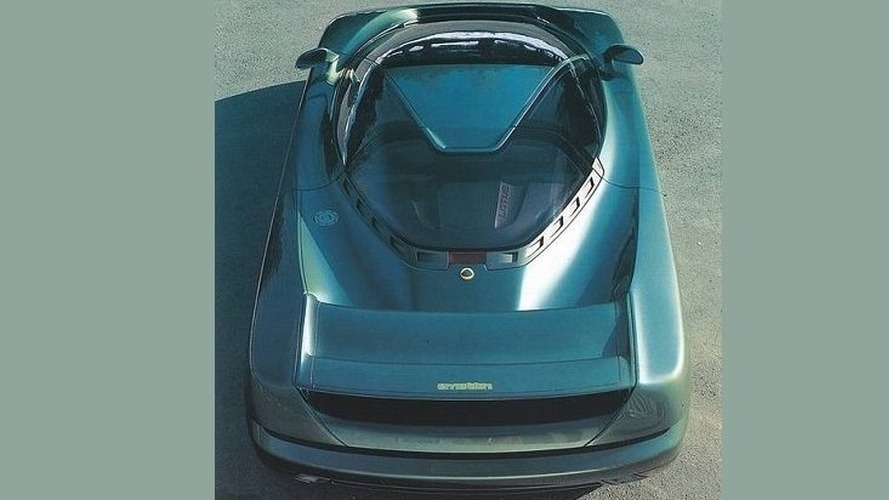 Bertone Lotus Emotion Concept 1991