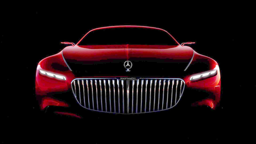 Vision Mercedes-Maybach 6 - Le suspense continue
