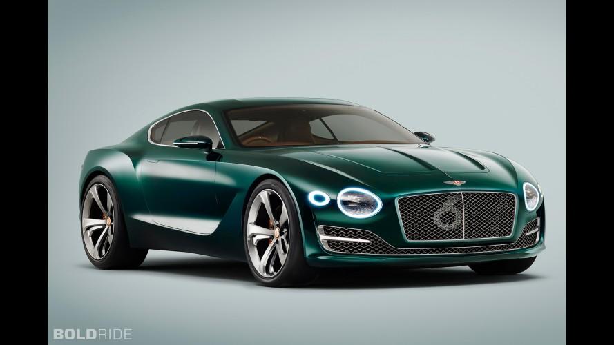 Un nouveau coupé sportif chez Bentley ?