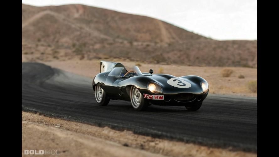 Jaguar D-Type Works 'Long Nose'