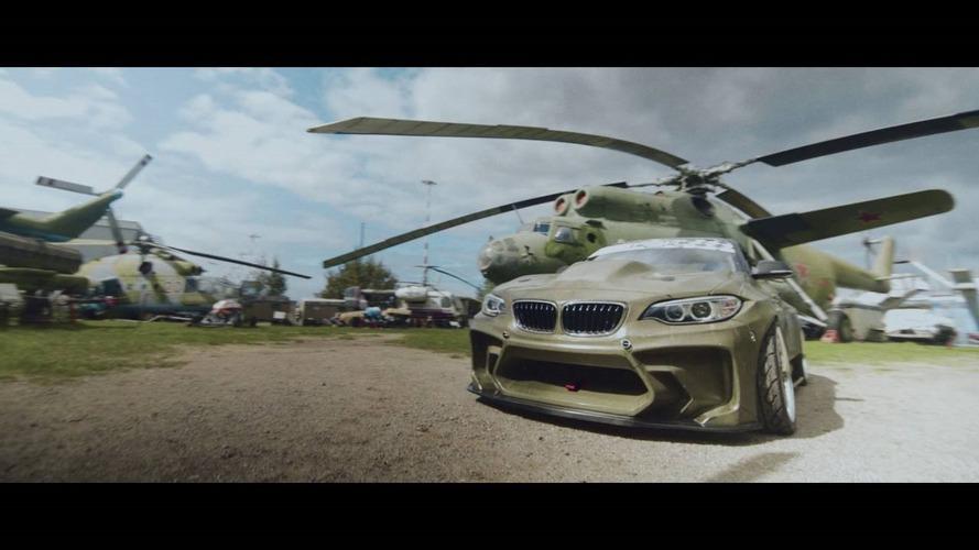 VIDÉO - Découvrez la nouvelle BMW M2 construite par HGK Motorsport en action !