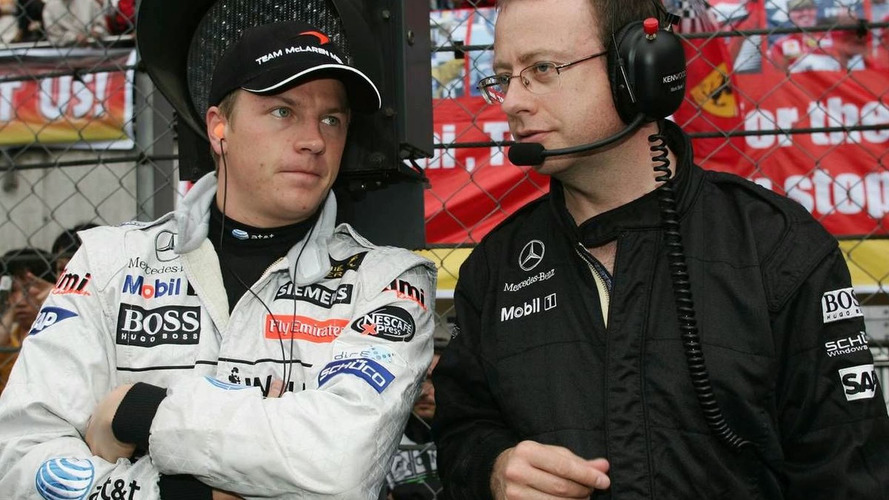 McLaren engineer Slade resurfaces at Renault