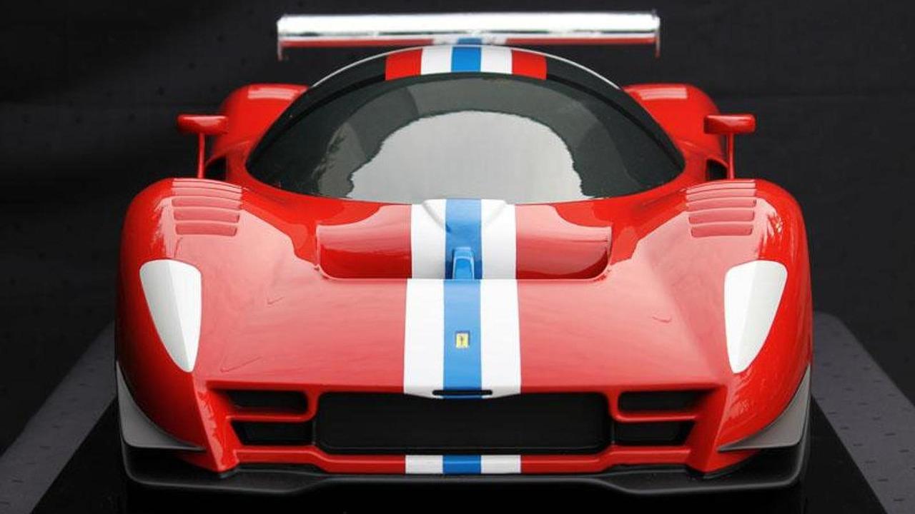 Jim Glickenhaus Ferrari P4/5 Competizione, 800, 15.10.2010