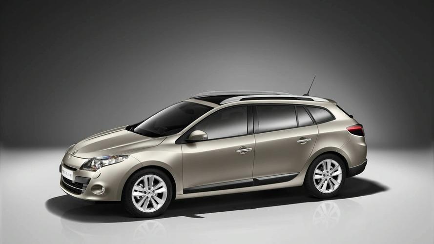 Renault Uncovers new Megane Sport Tourer