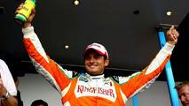 Giancarlo Fisichella (ITA), Belgian Grand Prix, Qualifying, Francorchamps, Belgium 29.08.2009