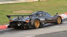 Pagani Zonda R sets new circuit record at Nurburgring Nordschleife, Germany, 30.06.2010