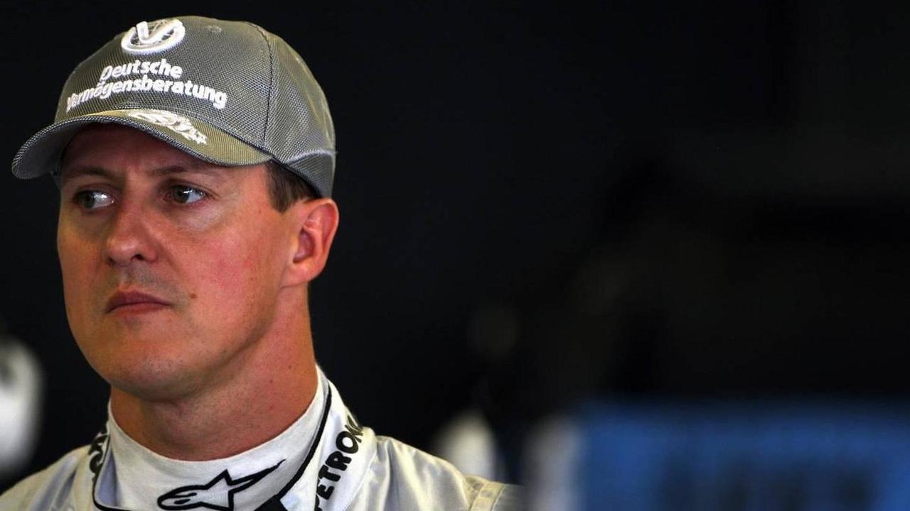 Michael Schumacher (GER), Mercedes GP Petronas - Formula 1 World Championship, Rd 19, Abu Dhabi Grand Prix, 12.11.2010