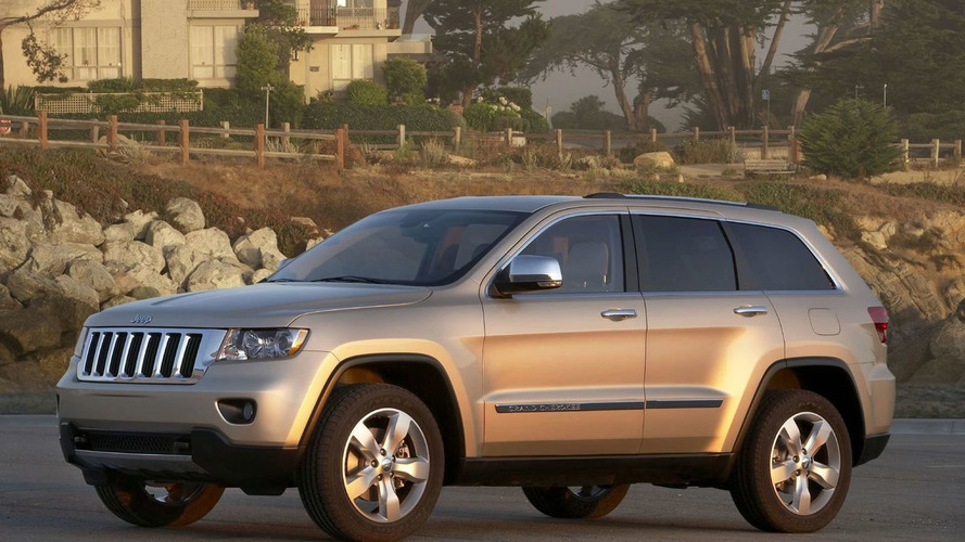 2011 Jeep Grand Cherokee Pricing Announced